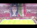 Fantastic Mosaic At AC Milan Vs Juventus 20 09 2014