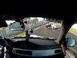 Crash Scene Porsche 911 GT3