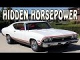 8 Most Powerful Classic Muscle Cars That Made Way More Horsepower Than Advertised