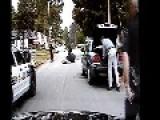 Cops Shoot At Man With A Cane, Not A Gun