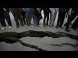 8.0 EARTHQUAKE IN PAPUA NEW GUINEA, 22.1.2017 Potato Cam