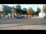 Pro-Ukrainian A Rally On Independence Day In Kramatorsk
