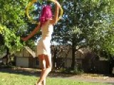 Hula Hoop Katie - New Goldfish III Higher Quality Full 1080p HD