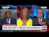 CNN Host Brooke Baldwin Loses It When Guest Uses N-word On The Show