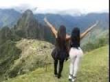 Mannequin Challenge At Machu Picchu - Peru