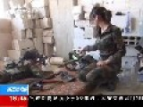 800 Girls Join Syrian Army To Become Snipers Fighting Terrorists