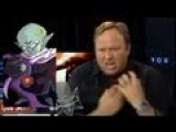 Alex Jones In DragonBall Z
