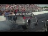 World's Quickest Street Legal Car! Larry Larson Runs 6.16 At Drag Week 2014