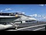 Flight Deck Operations Aboard The USS Ronald Reagan