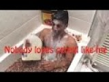Uk Guy Takes Naked Breatfast Cereal Bath At Brothers House Wtf