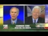 Conservative Guest Destroys Texas Governor On Common Core: 'Can't Change The Nature Of Math'