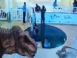 3D Show At Dubai Shopping Mall