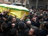 Masses Chant 'Death To Israel' At Funeral For Hezbollah Commander, Iron Dome Deployed In N.Israel