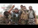 8 Minute Video Of Jaysh Al Fateh Fighters Inside Mastoumeh Camp