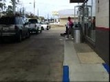 Police Arrest An Associate Of The Obama Administration In Front Of A Gas Station
