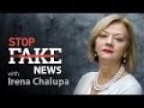 StopFakeNews #89: With Irena Chalupa
