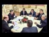 Ukraine President Quietly Meets George Soros, Signs Decree On New Wave Of Mobilization!