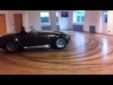 Best Of The Best Pole Drifting I Have Ever Seen - By Cobra Car HD