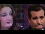 Woman On 'Maury' Looks Like Ted Cruz's Twin