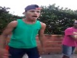Brazilian Funk Performance Ends Really Badly