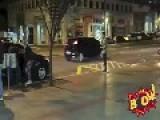 Zombie Taxi Prank