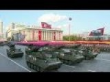 120,000 People Participate Military Parade In North Korea
