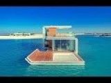 $2.8 Million Dollar Awesome Floating Ocean Home - The Floating Seahorse