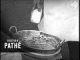 Hot Pennies Thrown To Children In Beaumaris 1938