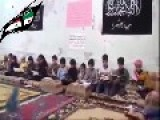 Jabhat Al Nusra Teach Young Syrian Boys In Daraa