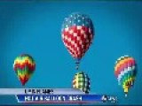 Up In Flames - Hot Air Balloon Crash
