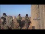 Fighting Continues In Deir Ez-Zor