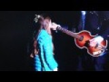 10 Y O Girl Plays Bass With Paul McCartney In Buenos Aires