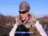 Eng Subs Phoenix -- Female NAF Volunteer From Moscow. Interview By Graham Phillips