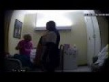 Feisty Granny Puts Up A Fight