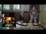 Rock Band Juggler Practice - Poker Face