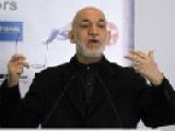 US Should Go After Source Of Terror Pakistan Terrorist Punjabi ISI , Says Karzai