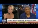 Megyn Kelly Grills Donna Brazile On Democrats Inciting Violence At Trump Rally Podesta Emails