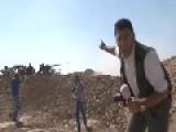 One Day In The Kurdistan-ISIS Frontline