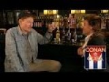 Conan Visits The Havana Club Rum Museum