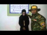 ISIS Fighter From Saudi Dresses Like A Women To Escape Iraqi Forces