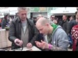 Spannabis 2015 Handcuffed Joint Rolling Part 4