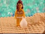 Teenager Creates Film Scenes With Lego