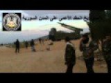 Leaked Scud Missiles Launched SAA Base