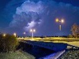 Dallas Storm Timelapse March 27, 2014