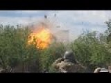 Heavy Clashes Continue In The Battle For Marinka