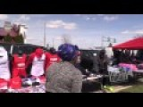 *NSFW* #NeverTrump Activists Shout Racial & Homophobic Slurs At Black Vendor