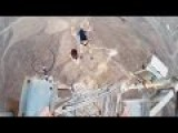 9 Frontflips Off A Tower **Vertigo Warning**