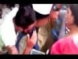 Woman Catches Her Chain-snatcher, Thrashes Him On Street!