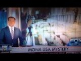 FOX News Anchor Says Leonardo DiCaprio Painted The Mona Lisa