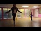 Little Girl With Down's Syndrome Shows Off Her Major Dance Moves